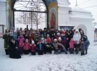 """В """"Усадьбе двух генералов"""" и в храмах города Коврова"""