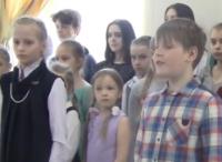 Пасхальный праздник в воскресной школе - 2021